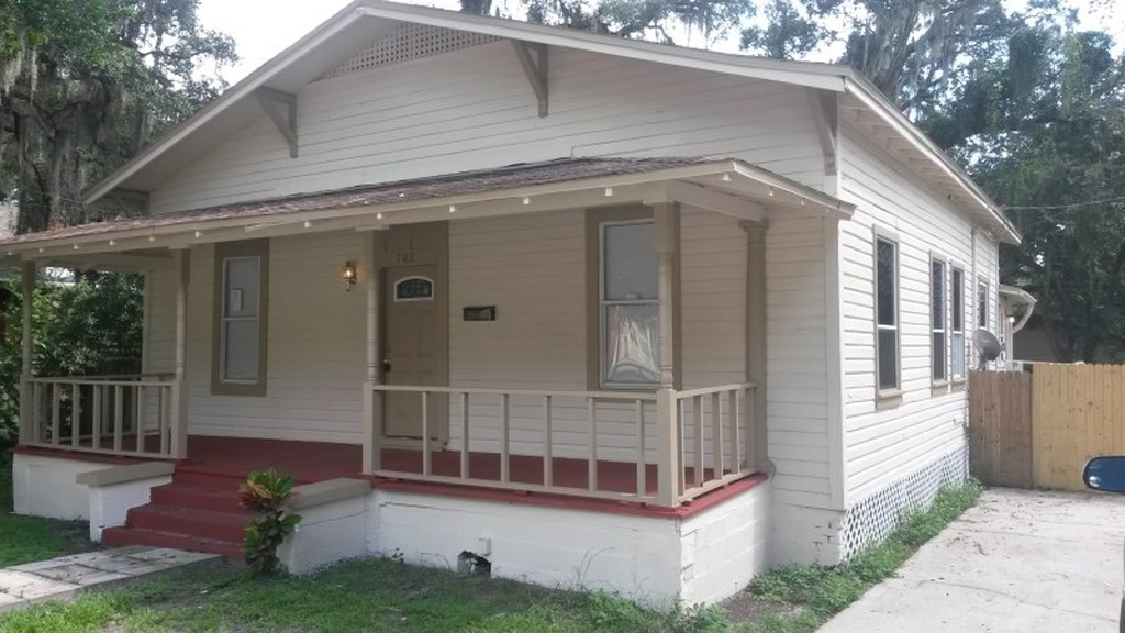Property Investment: 703 E Lake Ave, Tampa, FL 33603